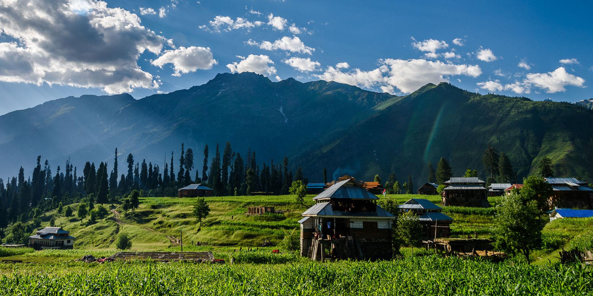 Neelum Valley Azad Kashmir Trip
