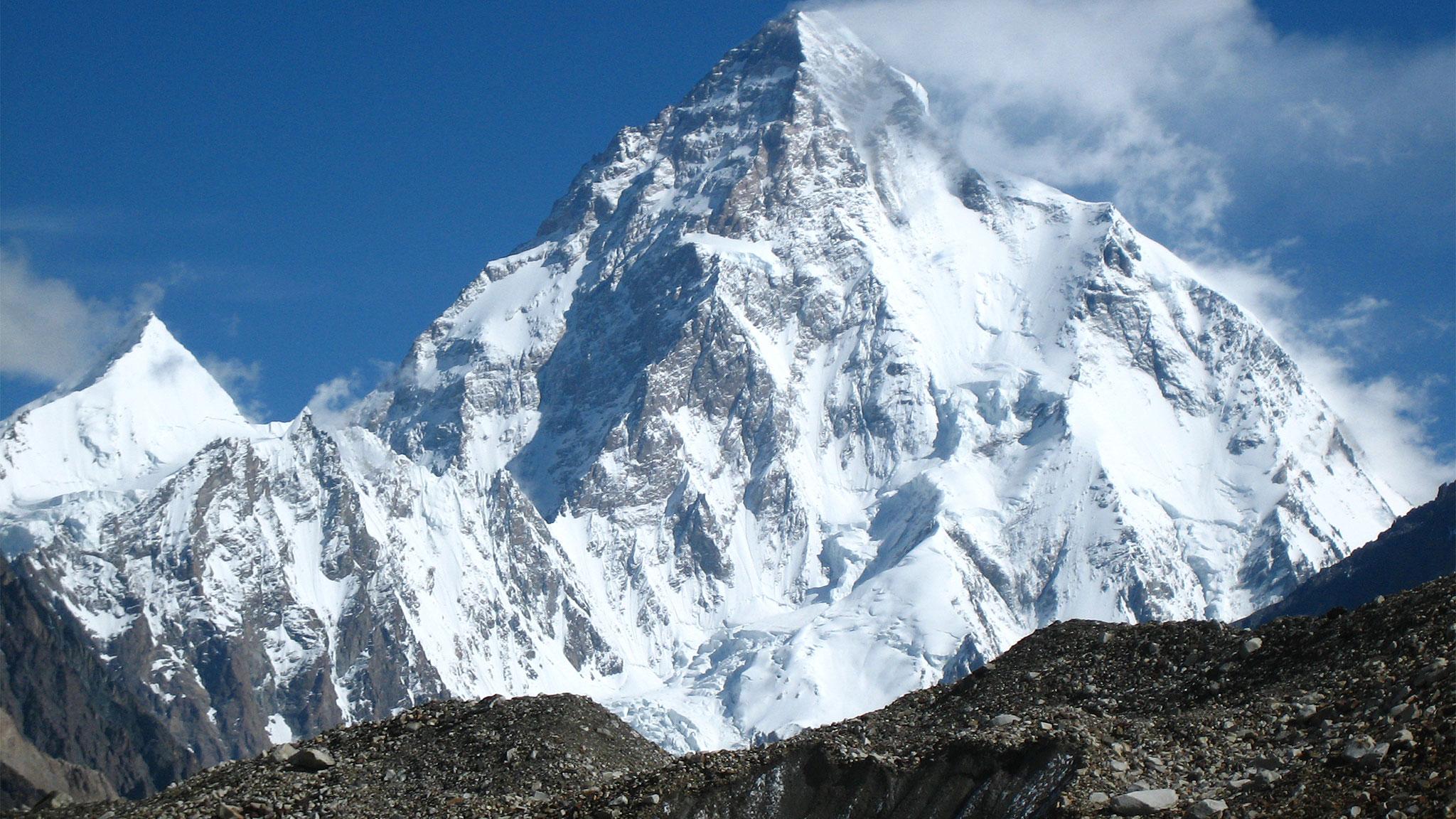 K2 (8616m)