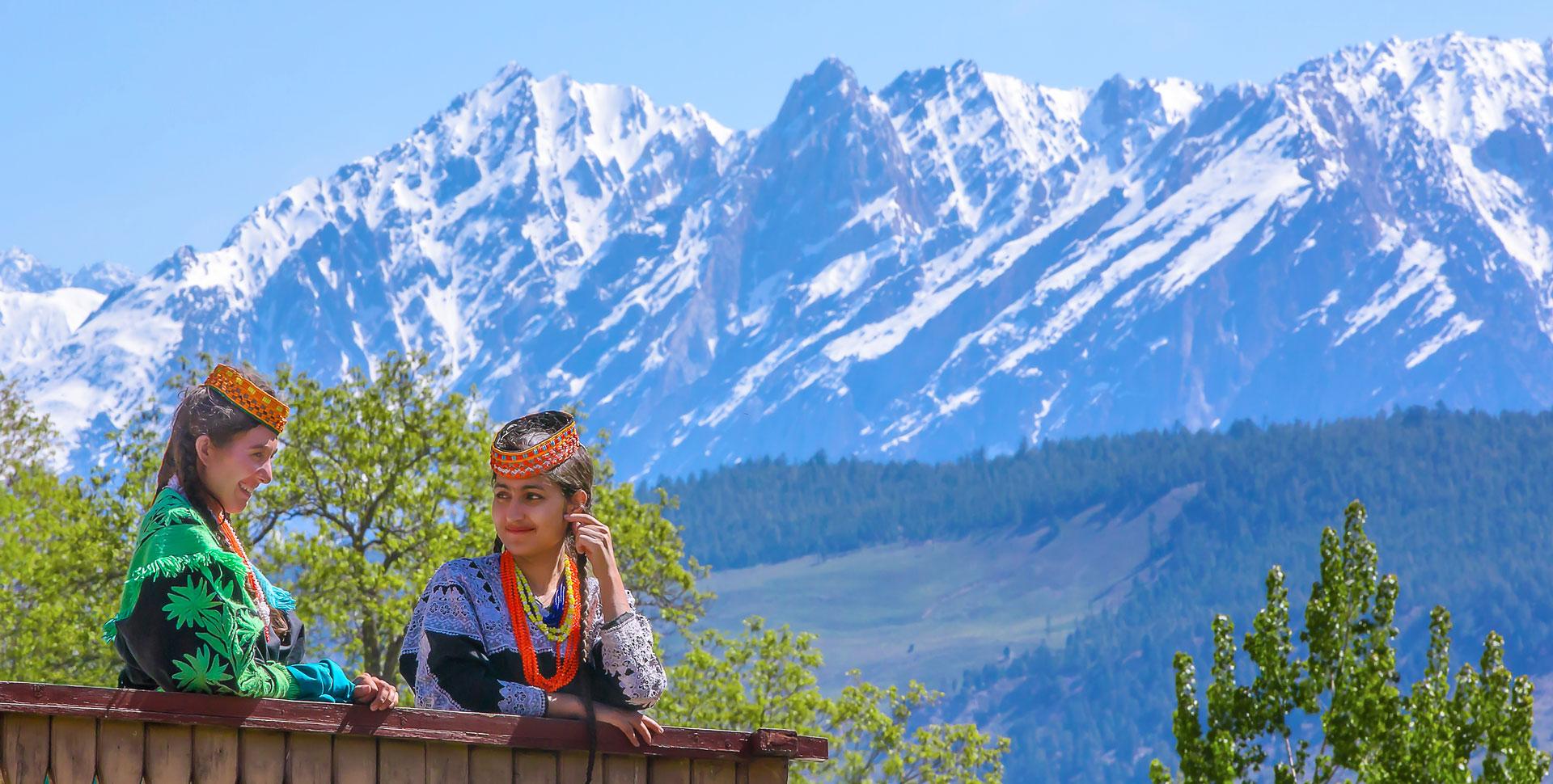 Kalash Valleys