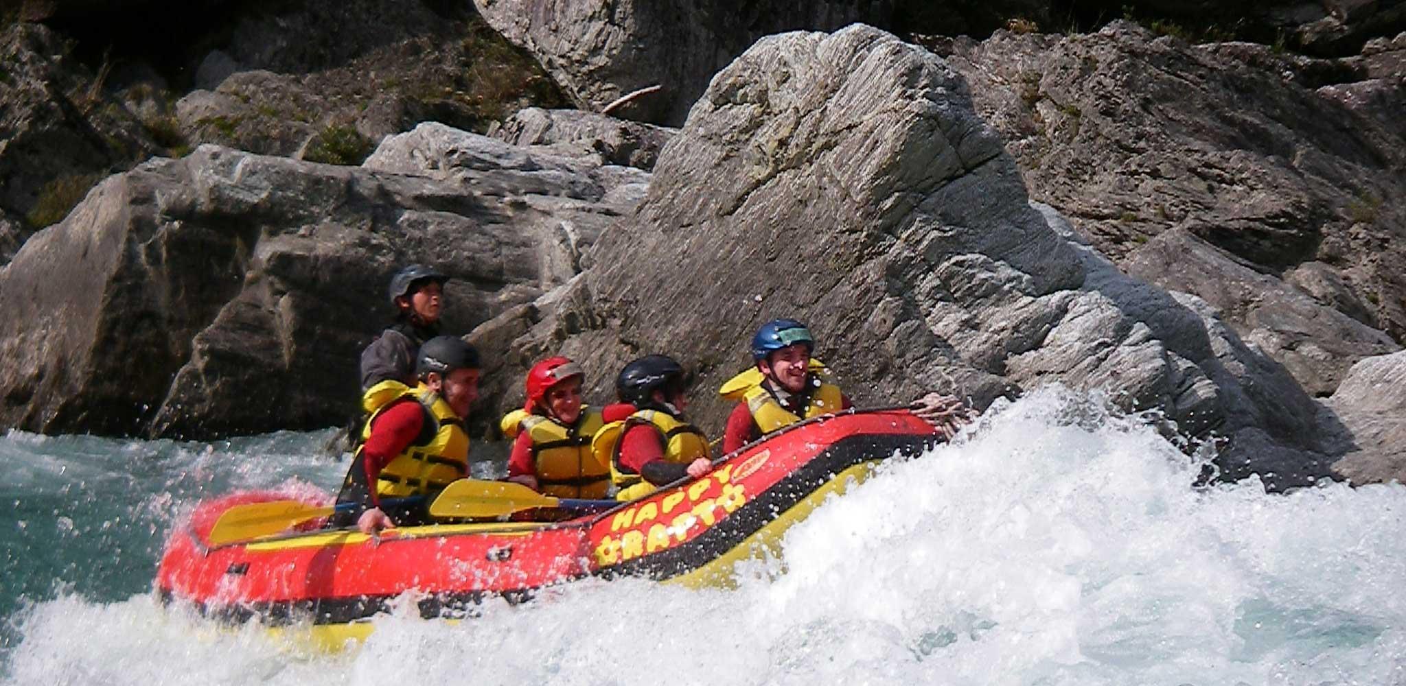 Rafting – White Water Sports